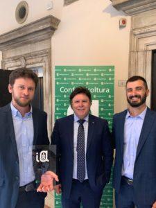 premio innovazione confagricoltura 2019 ittica siciliana mangrovia mannino cannella